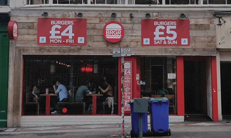 BRGR | Glasgow | Giffn...